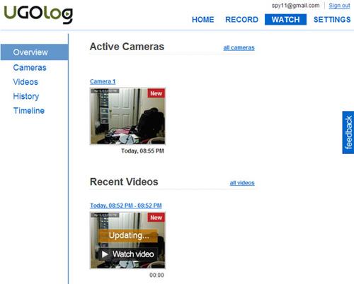 Free web cam no sign up